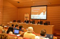 Meeting of the Spanish Food Safety Society at the Parc Científic
