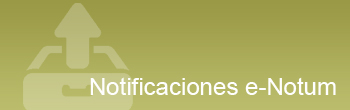 notificaciones e-notum